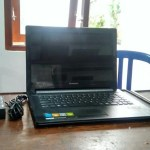 laptop second lenovo g40-45