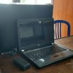 jual laptop bekas hp g4-1311au