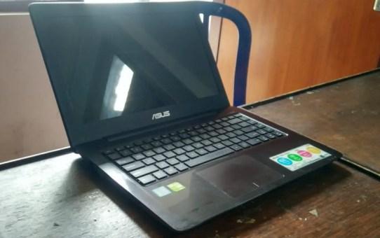 Laptop Bekas Asus A456U