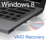 Recovery Sony VAIO Windows 8 (1/6)