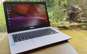 Asus Zenbook UX310UA Review