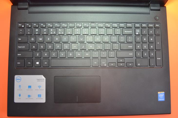 Dell 3543 Keyboard