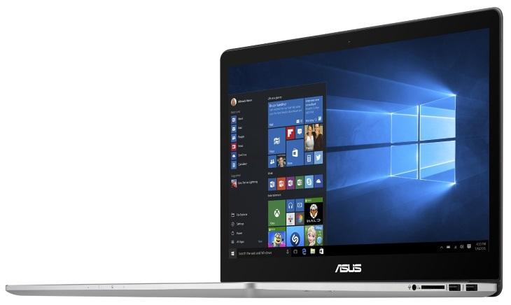 ASUS Zenbook Pro UX501VW-DS71T 15 hüvelykes Ultra HD 4K érintőképernyős laptop (Skylake-H Core i7-6700HQ, 16 GB DDR4, 512 GB Gen 3 PCIe x4 SSD, Nvidia GPU GTX960M, Thunderbolt III) 2