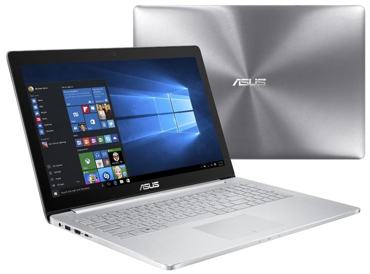 ASUS Zenbook Pro UX501VW-DS71T 15 hüvelykes Ultra HD 4K érintőképernyős laptop (Skylake-H Core i7-6700HQ, 16 GB DDR4, 512 GB Gen 3 PCIe x4 SSD, Nvidia GPU GTX960M, Thunderbolt III)