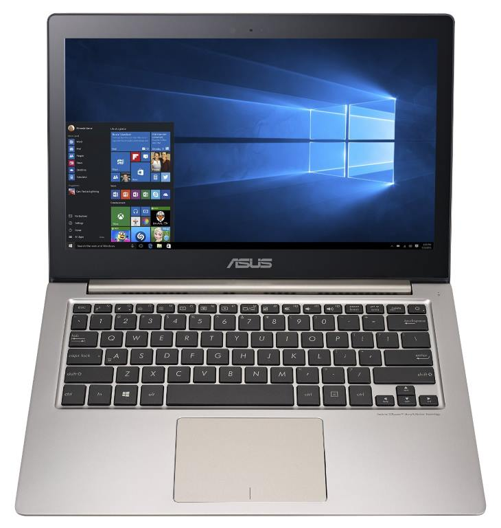 Asus Zenbook UX303UB (-DH74T) 13.3 QHD + érintőképernyős laptop, Intel Core i7, Nvidia GT 940m, 12GB RAM, 512 GB-os SSD, a Windows 10