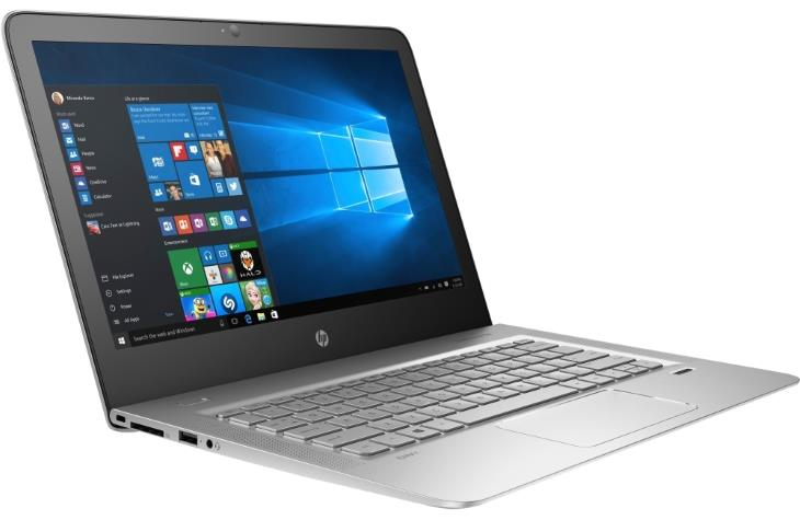 HP Envy 13-d010nr 13,3 hüvelykes laptop (Intel Core i5, 8 GB RAM, 128 GB-os SSD)