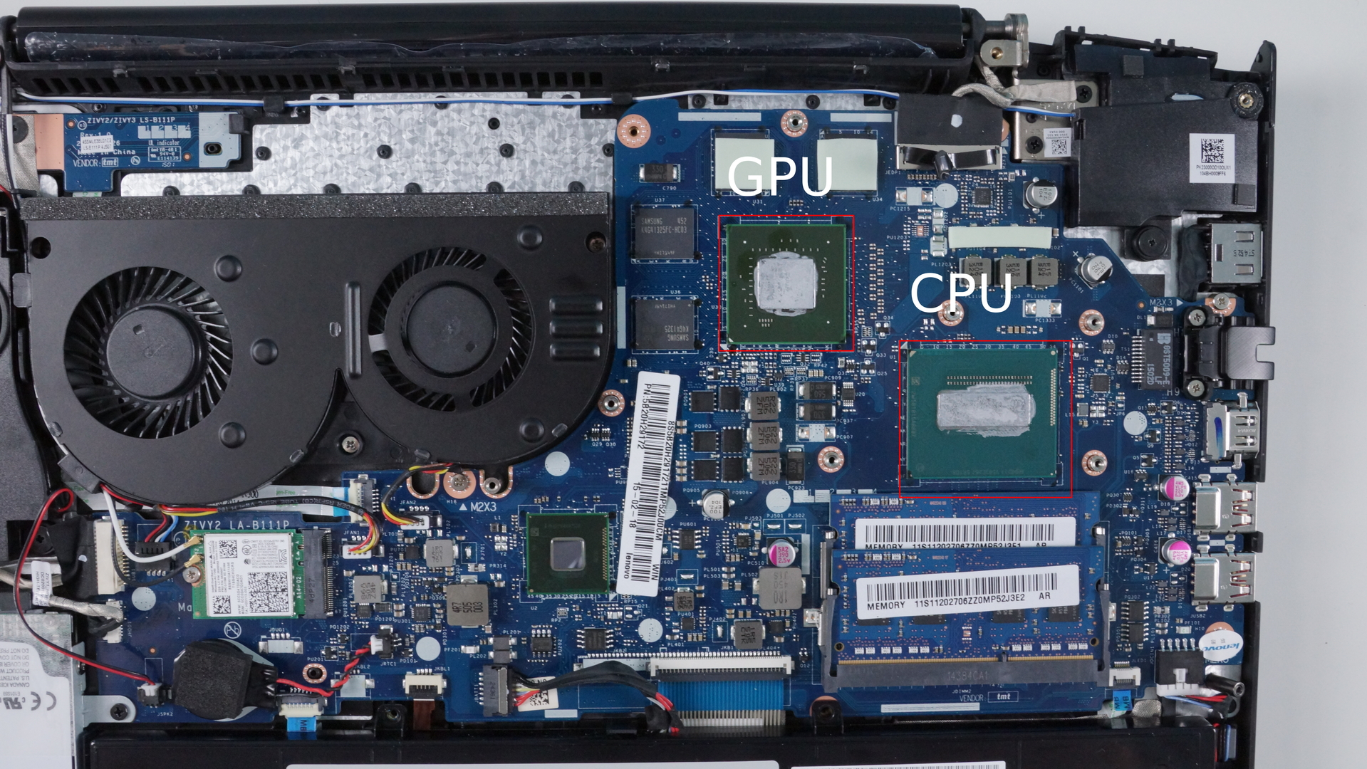Inside The New Lenovo Y50 Gtx 960m Disassembly