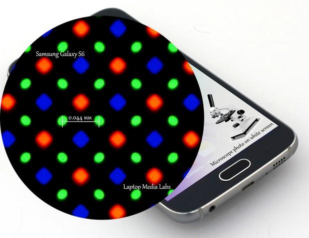 E-Microscope-Samsung Galaxy S6