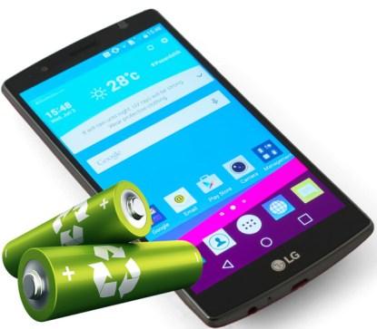 Battery Life G4