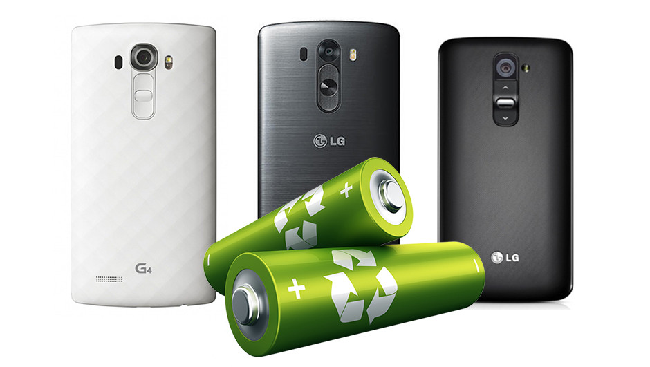 G4vsG3vsG2 battery