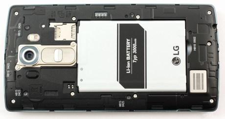 LG G4  open battery