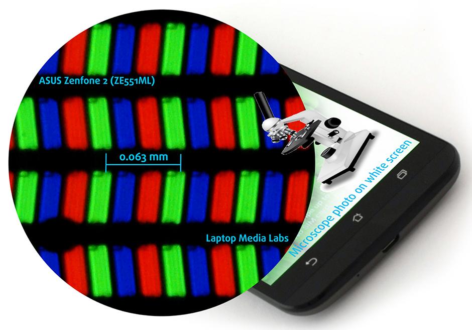 Micr-ASUS Zenfone 2 (ZE551ML)