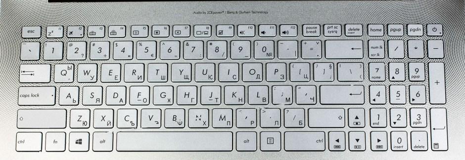 ASUS UX501 keyboard1