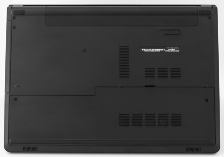 Dell Inspiron 5551 bottom1