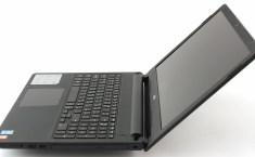 Dell Inspiron 5551 wide open