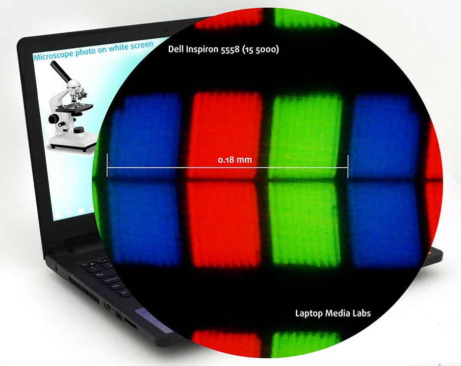 Micr-Dell Inspiron 5558 (15 5000)