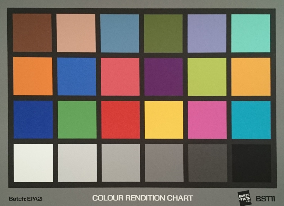 Sony Xperia Z4 Tablet camera color photo