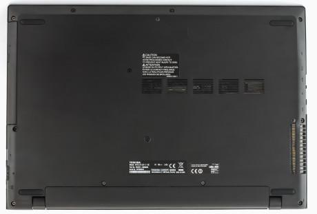Toshiba Satelite L50 bottom2