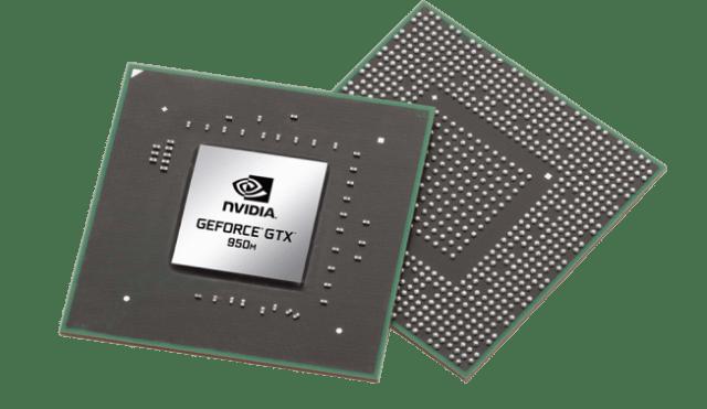 Nvidia Geforce Gtx 950m 4gb Gddr5