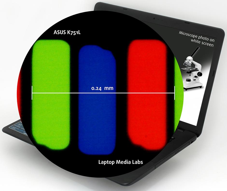 Micr-ASUS K751L