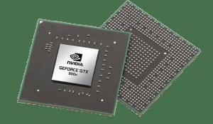 NVIDIA GeForce GTX 950M (4GB DDR3)