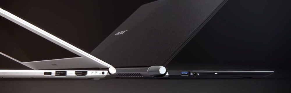 Acer Ultra-slim Aspire S 13 NoteBook Video