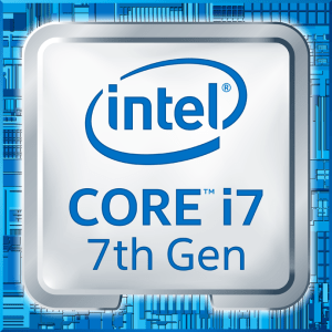 Intel Core i7-7820HK (@ 3.8GHz)