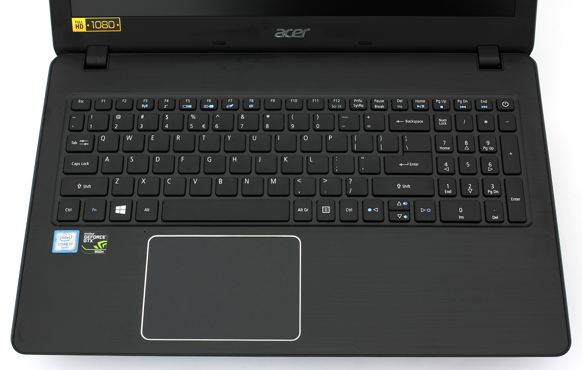 Acer aspire f 15 f5 573g review a big step forward probably fandeluxe Gallery