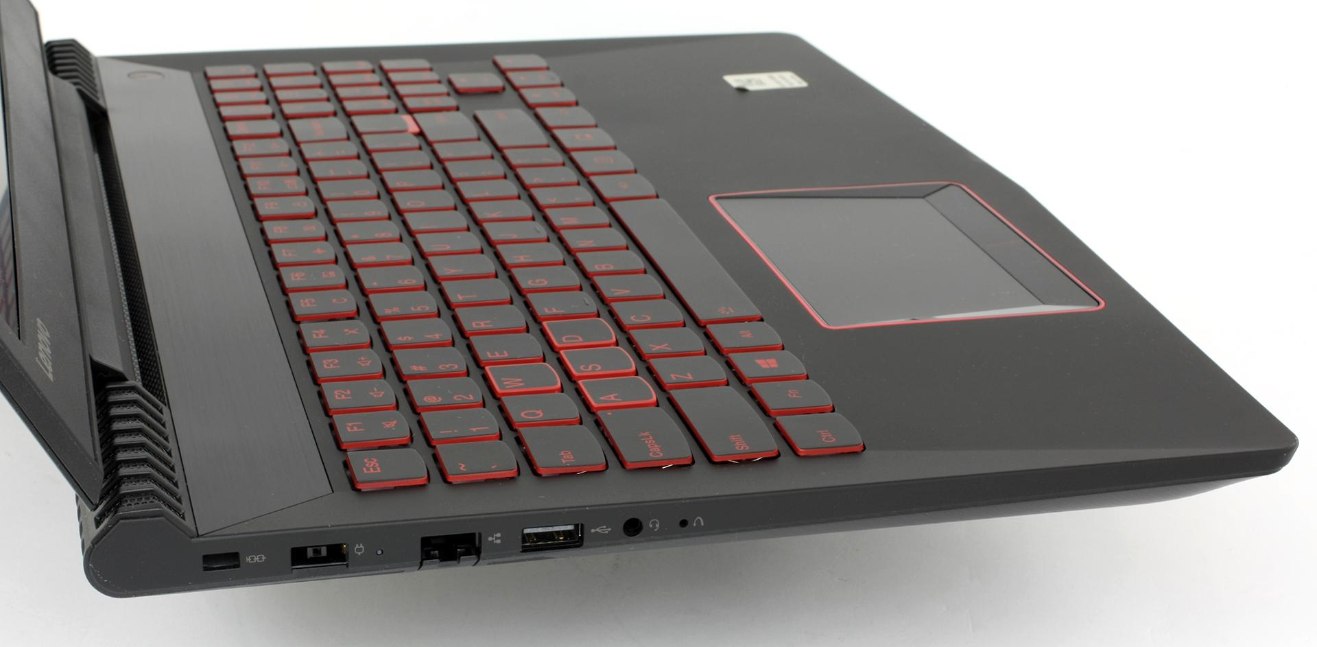 Lenovo Legion Y520 (GTX 1050 Ti) review – the Y-series are