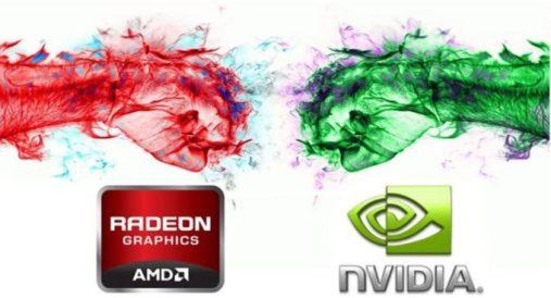 AMD Radeon R7 M445 vs GeForce 940M, 940MX, 950M and 960M