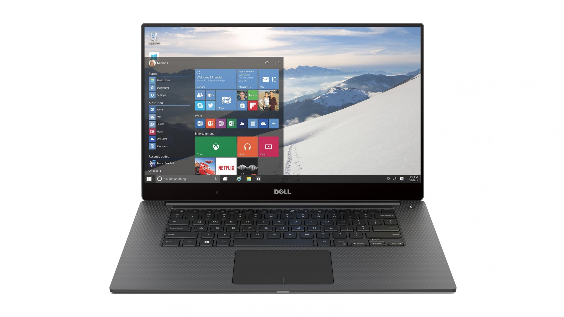 Dell XPS 15 (Kaby Lake 9560) review – geared up with new hardware