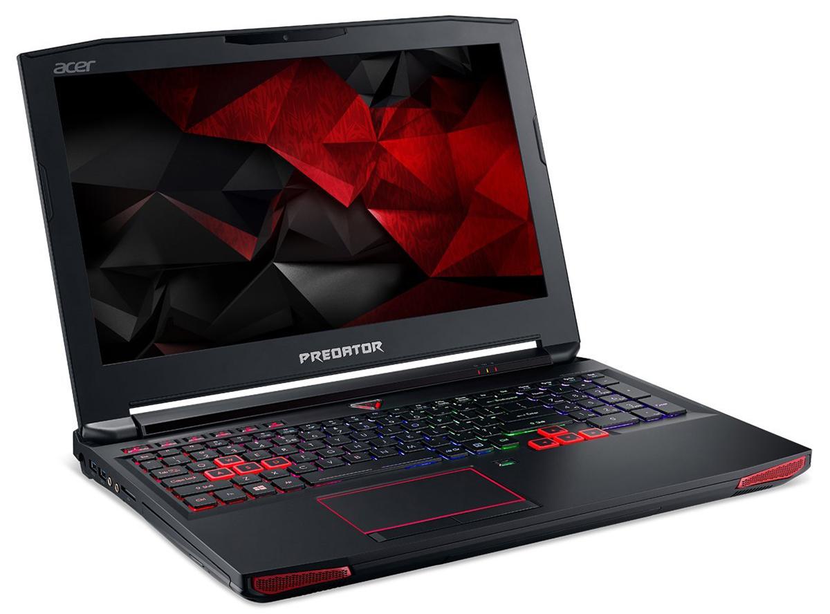 Acer Predator G9-592 NVIDIA Graphics 64x
