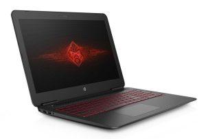 HP Omen 15 (2016, GTX 1050 Ti)