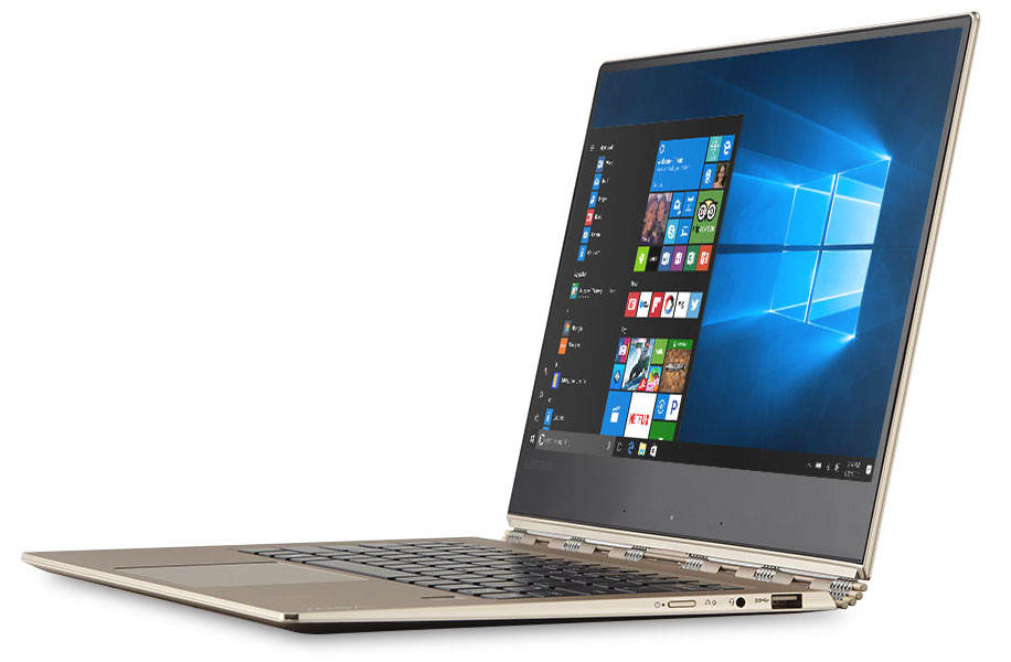 Lenovo YOGA 910 [Specs and Benchmarks] - LaptopMedia com