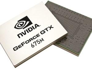 NVIDIA GeForce GTX 675M (2GB GDDR5)