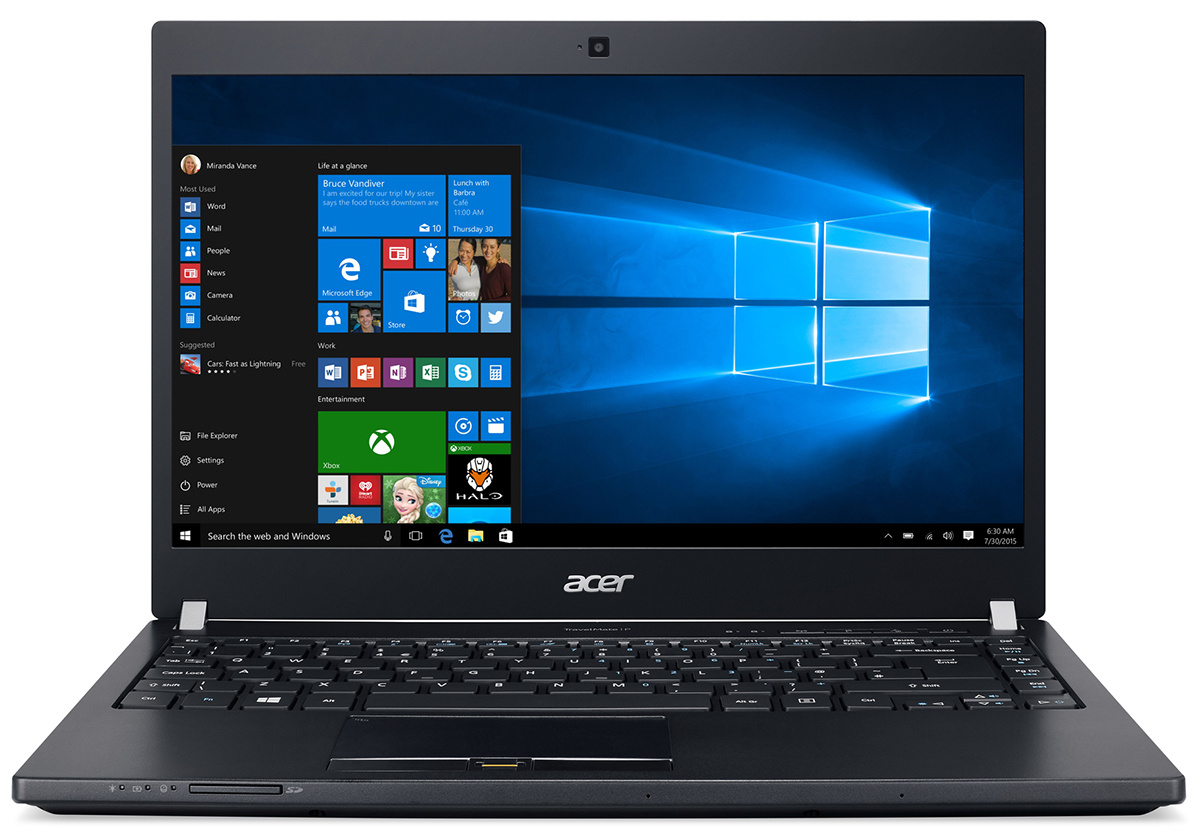 Acer TravelMate P648-M Intel Graphics XP