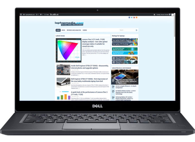 Dell Latitude 14 7480 Review A Nice Thinkpad Alternative From Dell