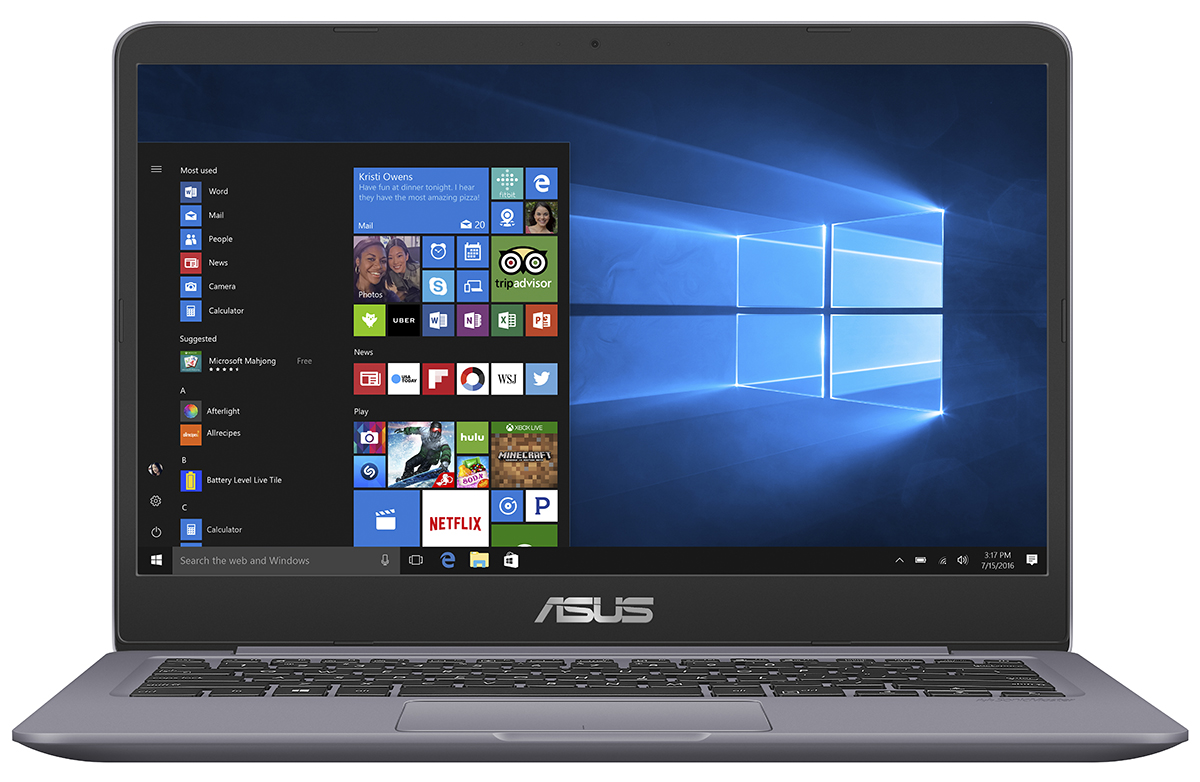 ASUS VivoBook S14 (S410) review – a budget portable notebook
