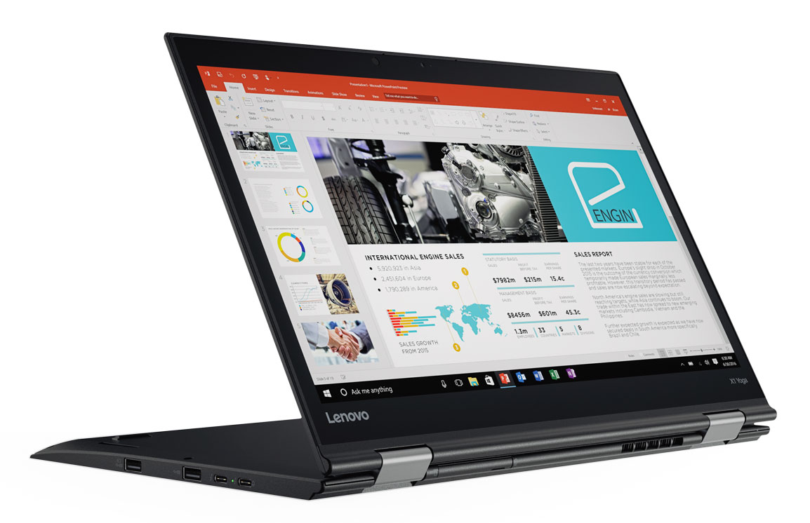 Lenovo ThinkPad X1 Yoga 3rd Gen review – a robust industrial