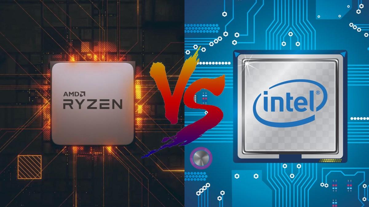 [Comparison] AMD Ryzen 7 3750H gets destroyed by Intel