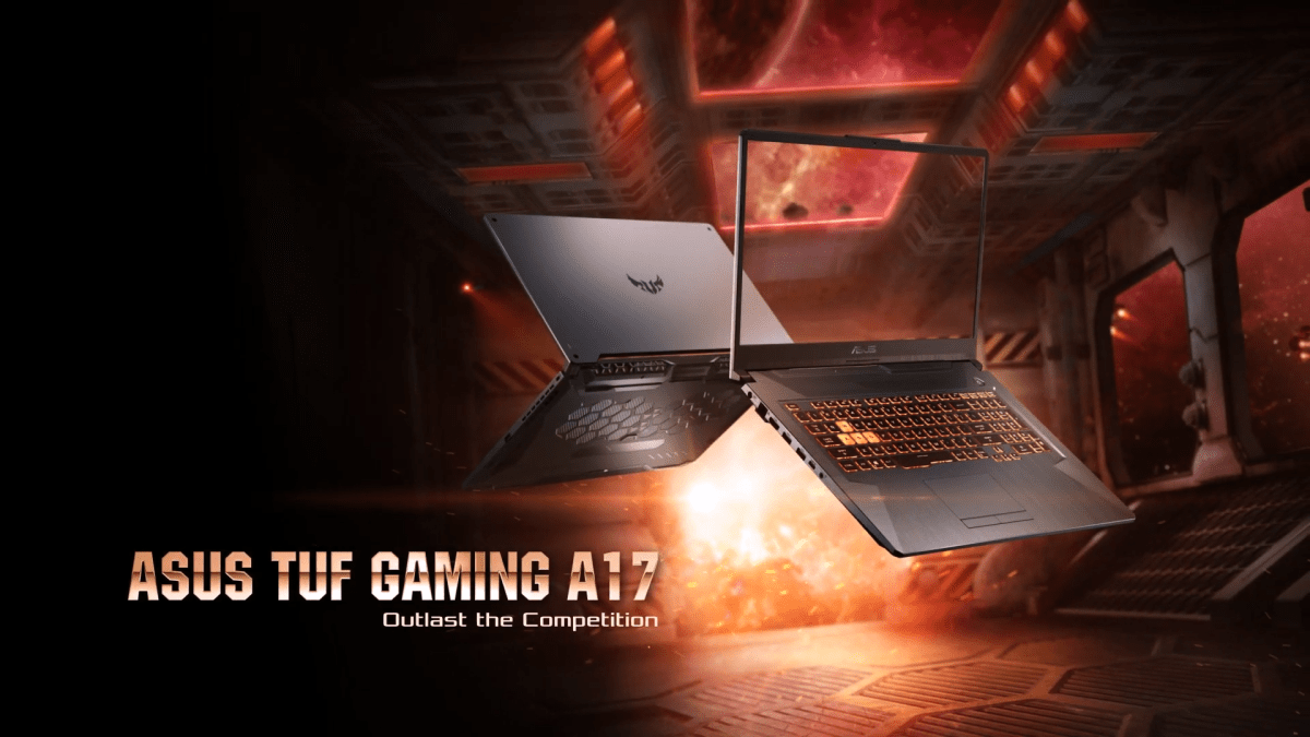 Comparison] ASUS TUF Gaming A17 (FA706) vs ASUS TUF Gaming FX705 – the big  TUF machines are tougher with AMD