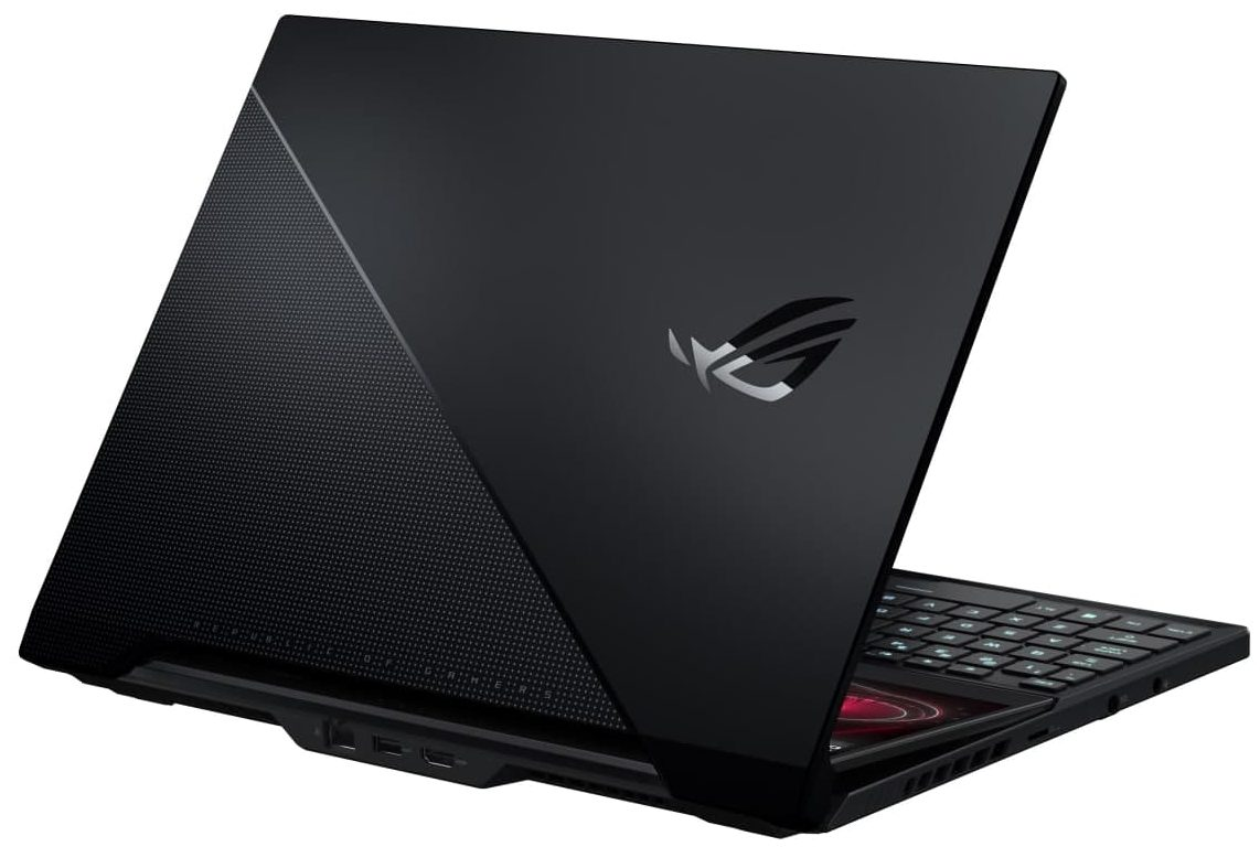 Specs, Info, and Prices] ASUS ROG Zephyrus Duo 15 – AMD CPUs only, and RTX 30-series GPUs