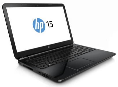 HP Laptop Windows 7