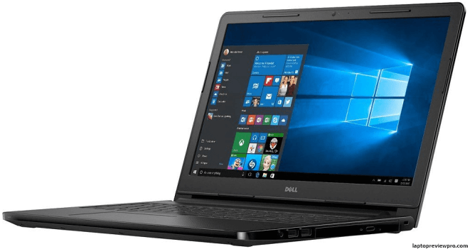 Dell Inspiron I3558-5501BLK Touchscreen