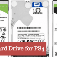 Best Hard Drive for PS4