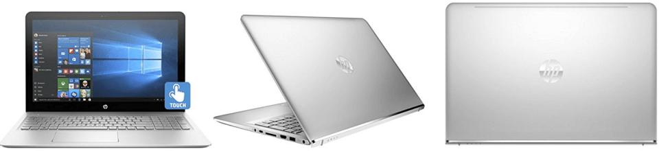 HP ENVY 15t Touchscreen laptop