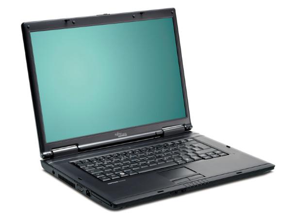 Laptop SH Fujitsu V5535 Intel C2D T7250 2.0GHz RAM 4GB HDD 160GB 15.4 inchi