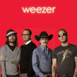 weezer red album on the laptop sessions acoustic cover songs music video blog