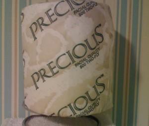 """""""Precious"""" Paper for Precious Cargo"""