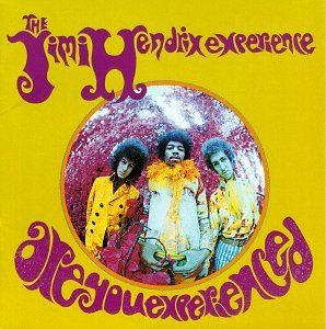 "The Jimi Hendrix Experience's ""Are You Experienced?"" (1967) on the laptop sessions acoustic cover songs music video blog"